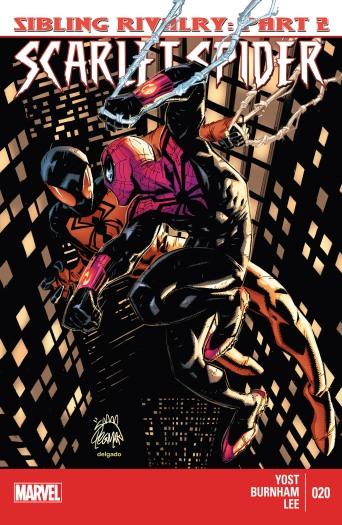 Scarlet Spider 020-000