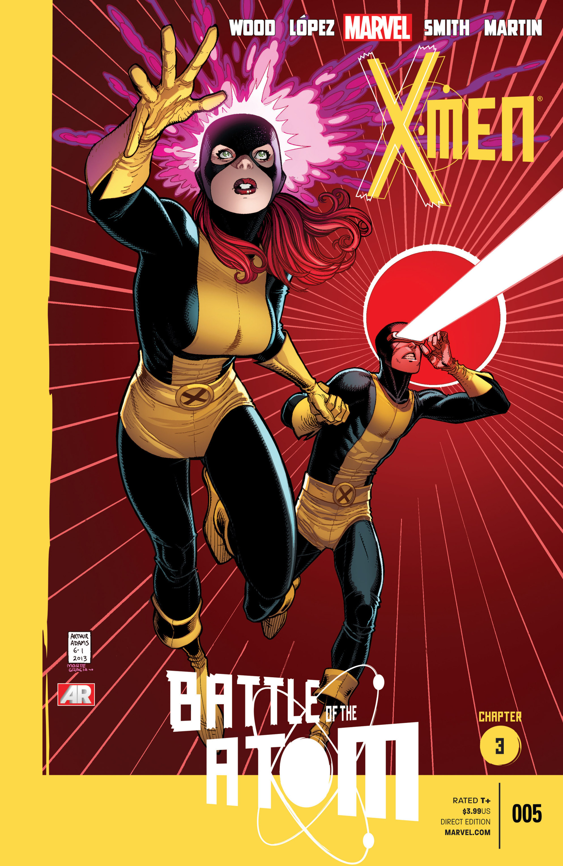 Battle Of The Atom Part 3 X Men 5 Review