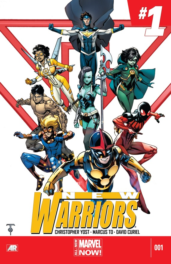 New Warriors (2014-) 001-000