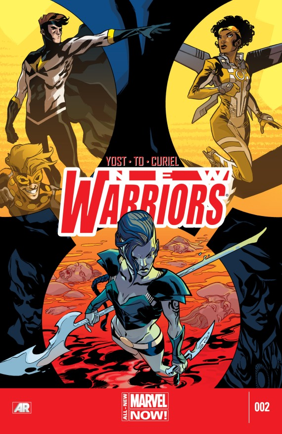 New Warriors (2014-) 002-000