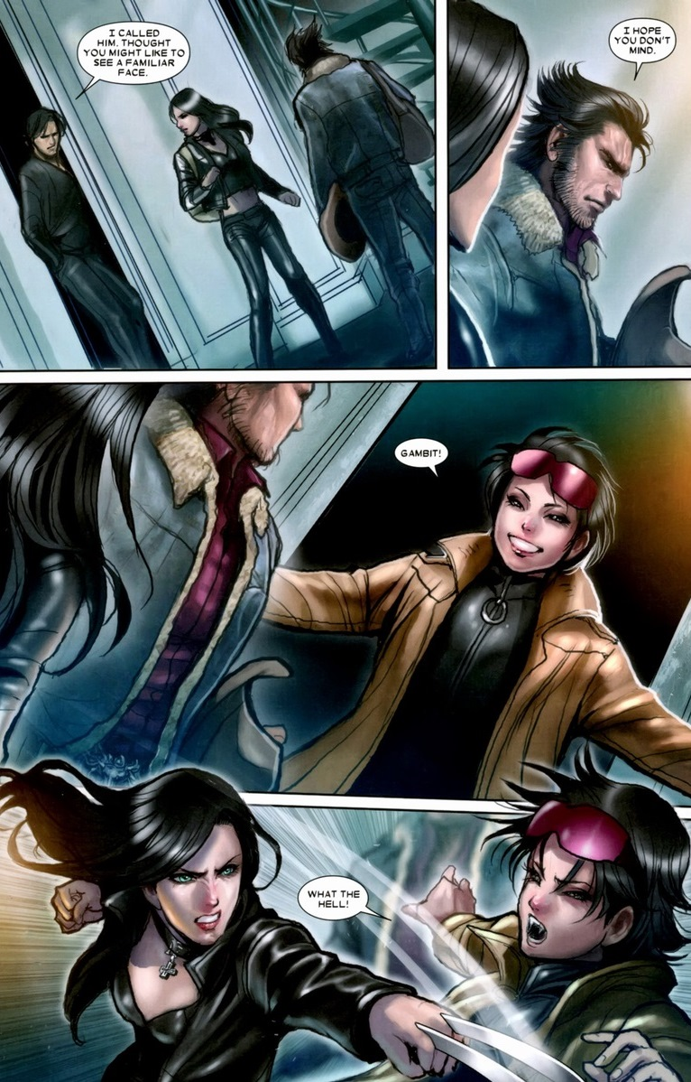 X 23 Gambit July | 2014 | Twilit D...